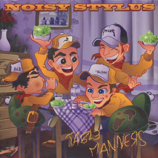 Noisy Stylus - Table manners (2005)