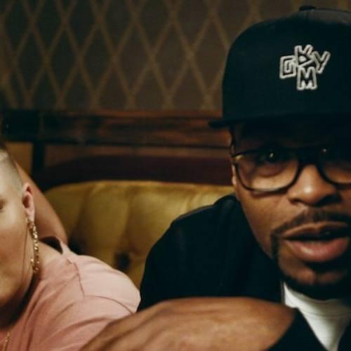 Blimes — «Hot Damn» (feat. Method Man)