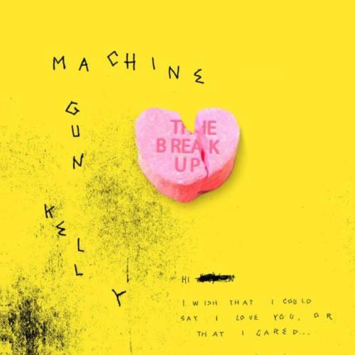 Machine Gun Kelly презентовал видео «The Break Up» и сайт по разрыву отношений