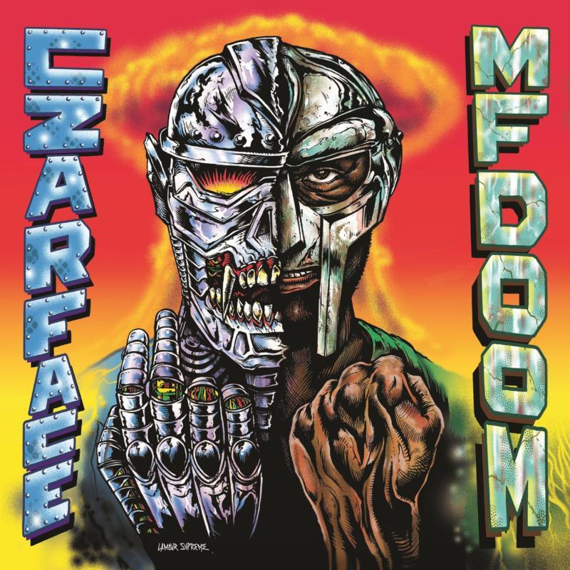 Группа Czarface и MF DOOM анонсировали совместный альбом. Слушаем первый сингл