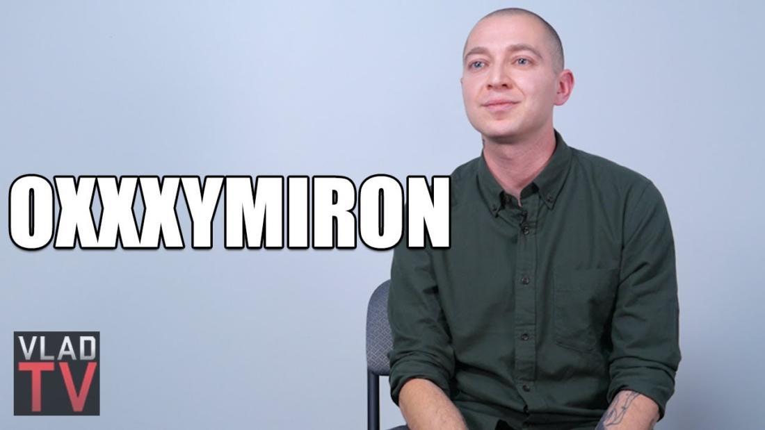 Oxxxymiron о политике, России, Америке и Путине в интервью для VladTV