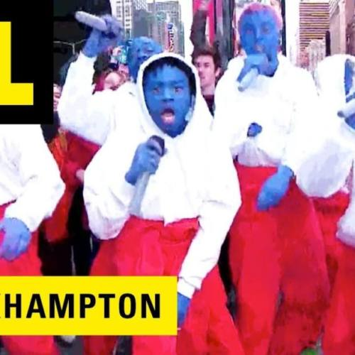 BROCKHAMPTON выступили на шоу «TRL»