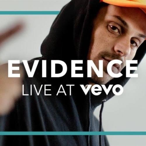 Evidence исполнил две песни для канала Vevo