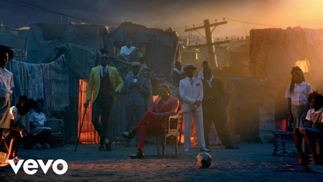 Kendrick Lamar & SZA — «All The Stars»
