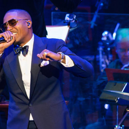 Концерт: Nas — «Live From the Kennedy Center: Classical Hip-Hop»