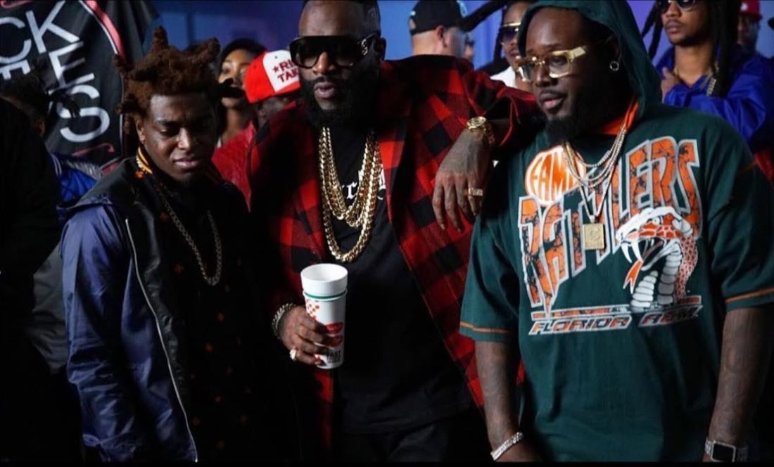 Rick Ross — «Florida Boy» (Feat. T-Pain & Kodak Black)