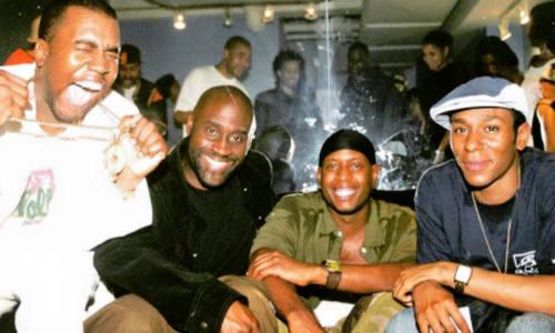 Talib Kweli, Mos Def и Kanye West работают вместе над музыкой. Ждем новый альбом Black Star?
