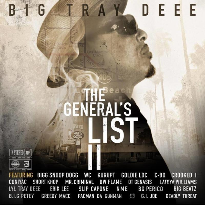 Big Tray Deee – «The General's List II»