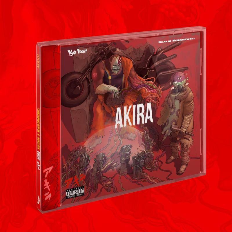 Kyo Itachi & Realio Sparkzwell с треком «Off And Away» с предстоящего релиза