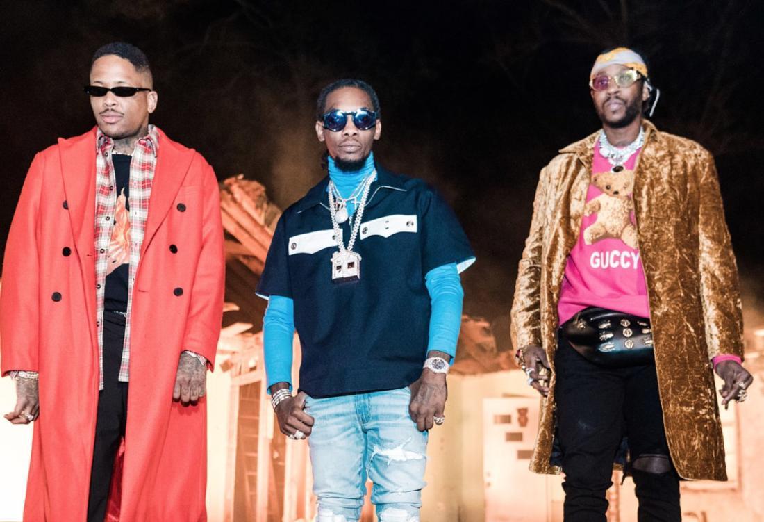 2 Chainz — «Proud» (Feat. YG & Offset)