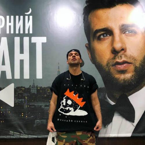 Лигалайз выступил в «Вечернем Урганте» и анонсировал новый альбом