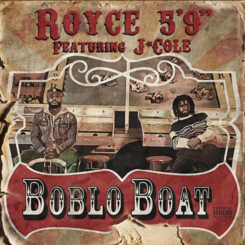 Royce Da 5'9″ – «Boblo Boat» (feat. J. Cole)