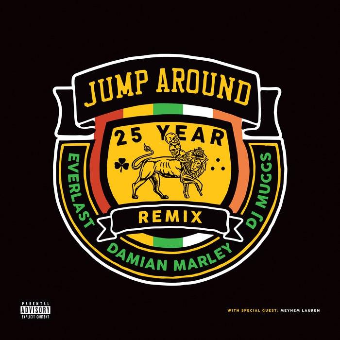 DJ Muggs — «Jump Around (25 Year Remix)» (feat. Everlast, Damian Marley & Meyhem Lauren)
