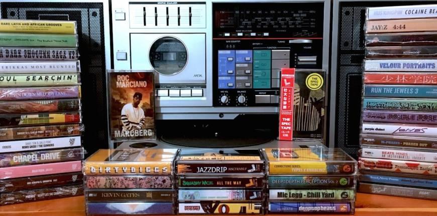 Возвращение кассетной плёнки: Почему 2017 стал годом кассет в хип-хопе