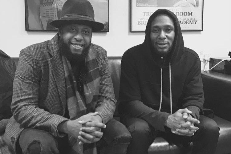 Новость о новом альбоме Black Star стала неожиданностью для Talib Kweli