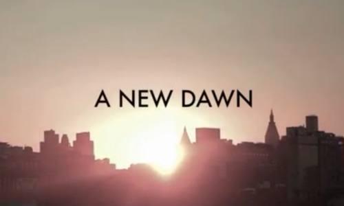 Новый день — новые возможности: O.C. «A New Dawn»