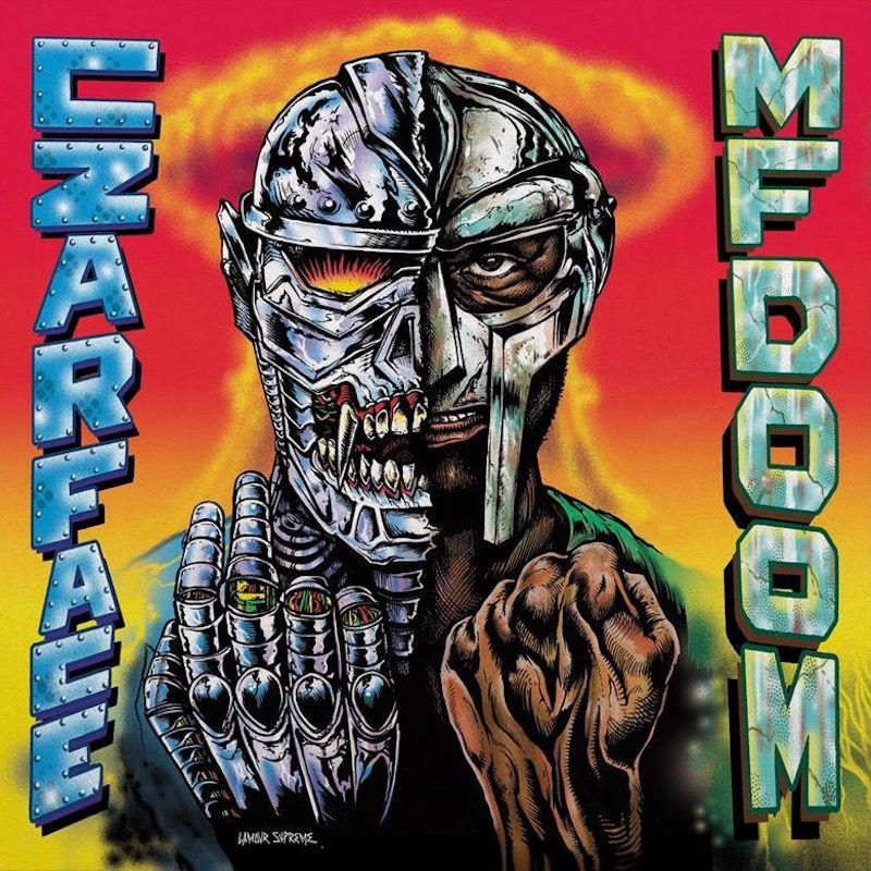 Czarface & MF DOOM — «Czarface Meets Metalface»