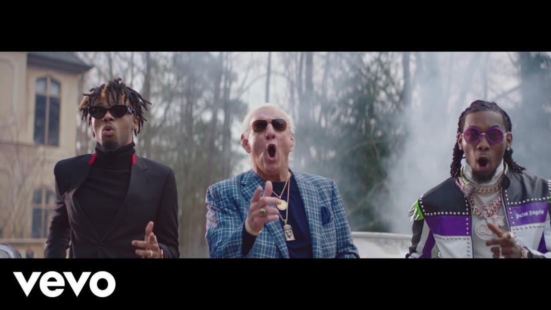 Offset & Metro Boomin — «Ric Flair Drip»