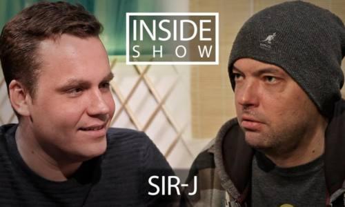 Sir-J в новом выпуске «INSIDE SHOW»