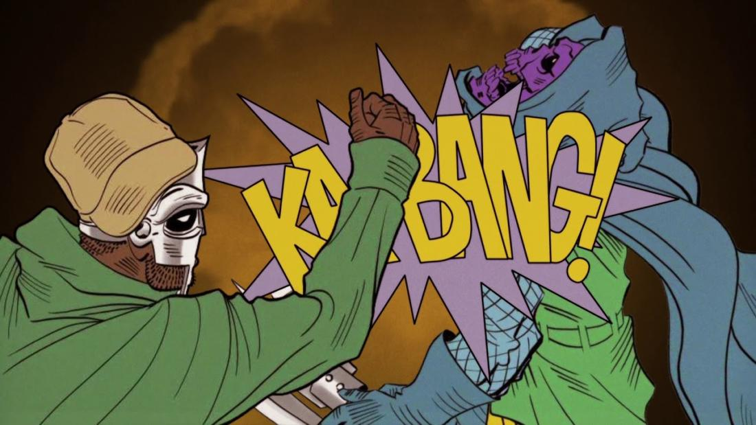 Czarface & MF DOOM – «Bomb Thrown»