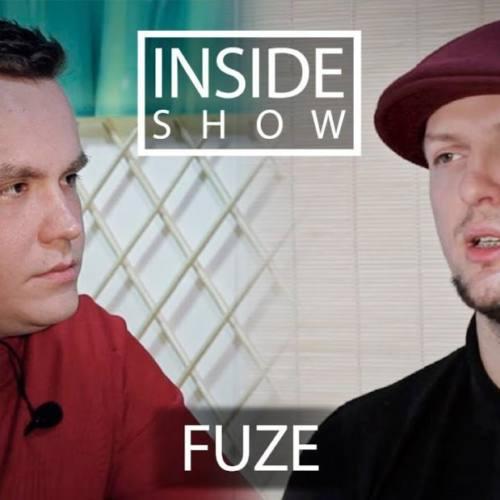 Fuze (KREC) в новом выпуске «INSIDE SHOW»