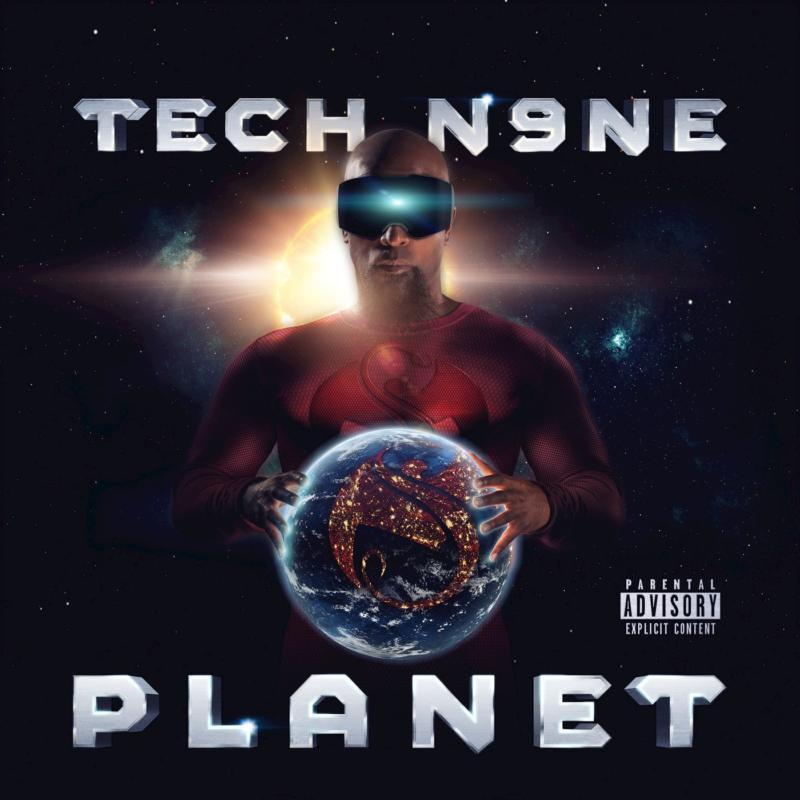 Tech N9ne — «Planet»