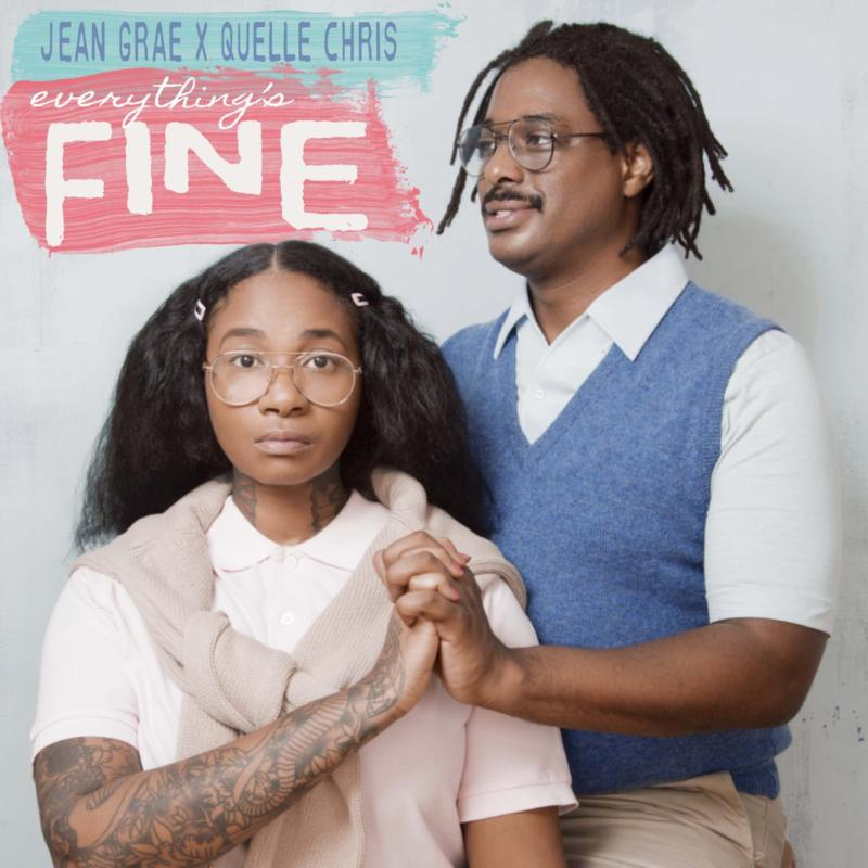 Jean Grae & Quelle Chris – «Everything's Fine»