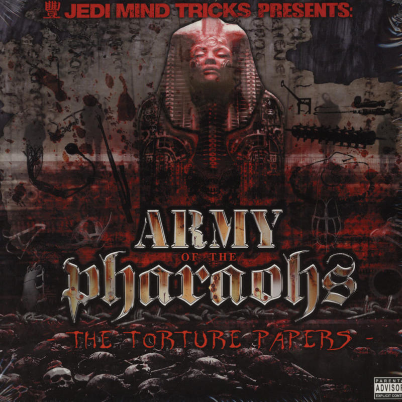 Army of the Pharaoh - The Torture Papers (2006)