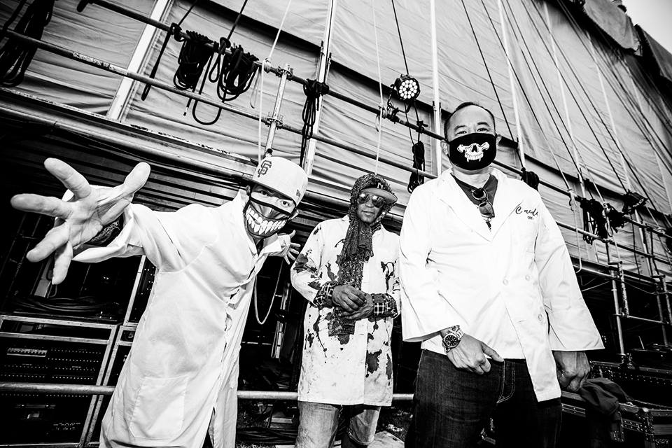 Kool Keith, DJ Qbert и Dan the Automator приняли участие в видео Dr. Octagon «Flying Waterbed»
