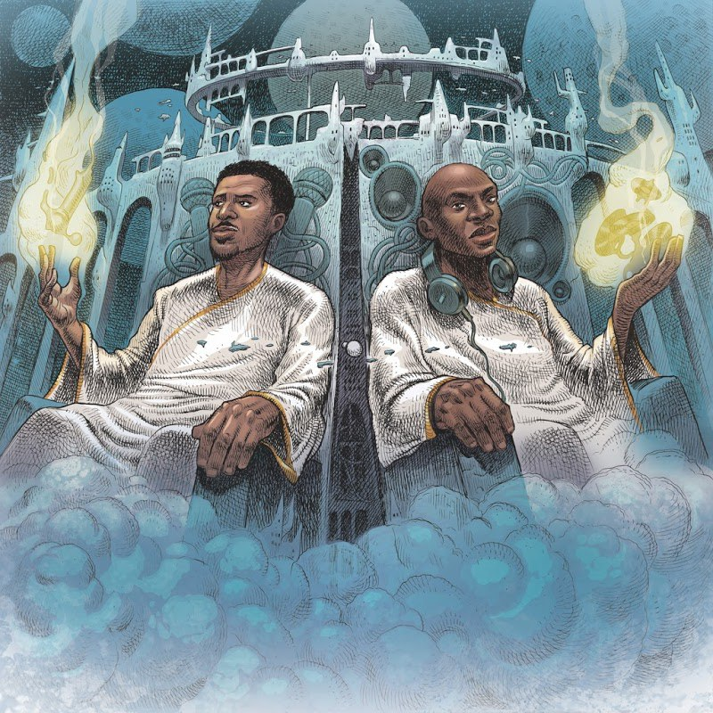 Blu & Nottz – «Gods in the Spirit, Titans in the Flesh»