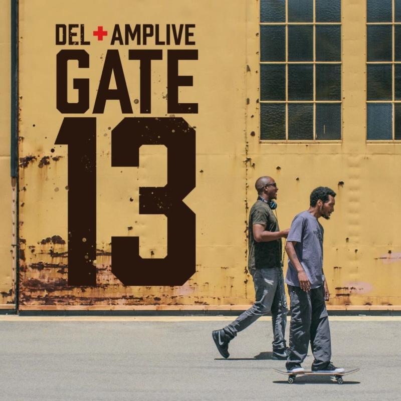 Del the Funky Homosapien & Amp Live— «Gate 13»