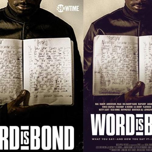 В Москве покажут документальный фильм «Word Is Bond», в котором снялись Rakim, Pusha T, Nas, J. Cole и другие