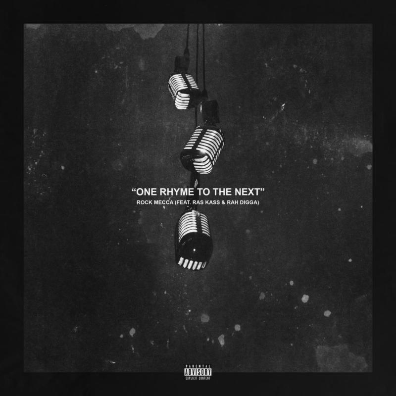 Ras Kass и Rah Digga поучаствовали в мощном треке Rock Mecca «One Rhyme To The Next»