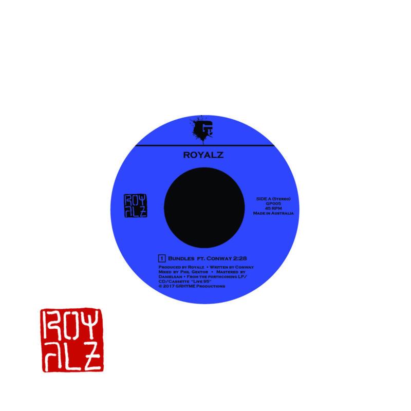 Conway the Machine и продюсеры Royalz записали совместный трек «Bundles»