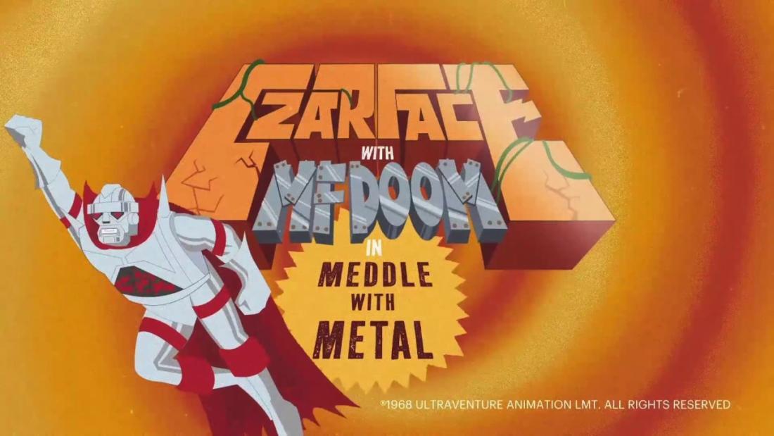 Czarface & MF DOOM – «Meddle with Metal»