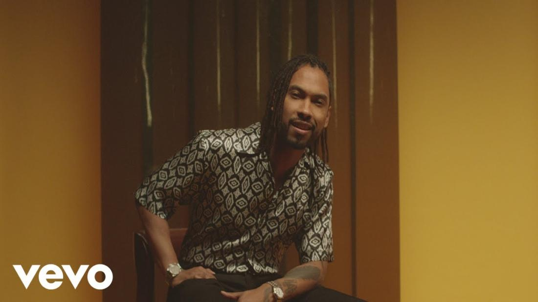 Miguel — «Come Through And Chill» (Feat. J. Cole & Salaam Remi)