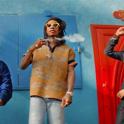 "Damian ""Jr. Gong"" Marley – «Medication» [Remix] (feat. Stephen Marley, Wiz Khalifa & Ty Dolla $ign)"