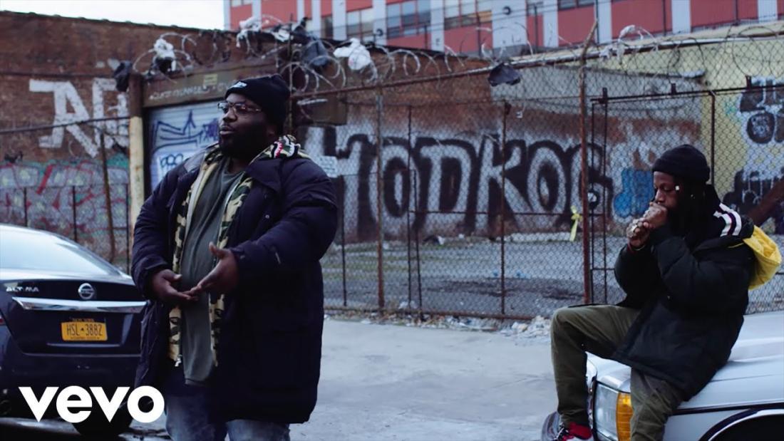 Chuck Strangers — «Style Wars» (Feat. Joey Bada$$)