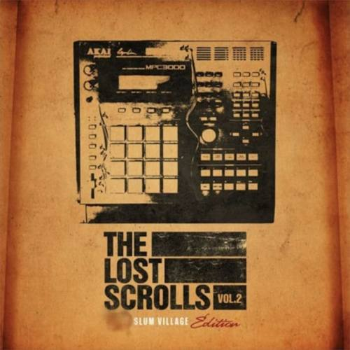 Slum Village – «The Lost Scrolls, Vol. 2»
