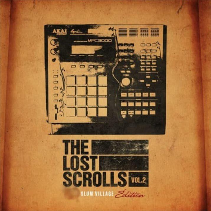 Slum Village – «The Lost Scrolls, Vol. 2»