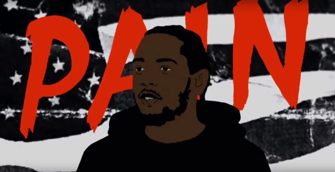 U2 – «American Soul» (feat. Kendrick Lamar)