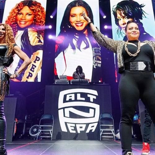 Salt-N-Pepa и En Vogue выступили на церемонии Billboard Music Awards