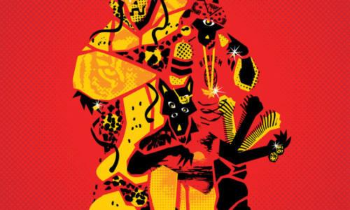 Jesse And The Wolf «Selecta» feat. Ghostface Killah, Juelz Santana & Telli