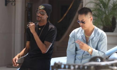 Вечеринка по-калифорнийски в доме Snoop Dogg: это новое видео C-Tru «California Party»