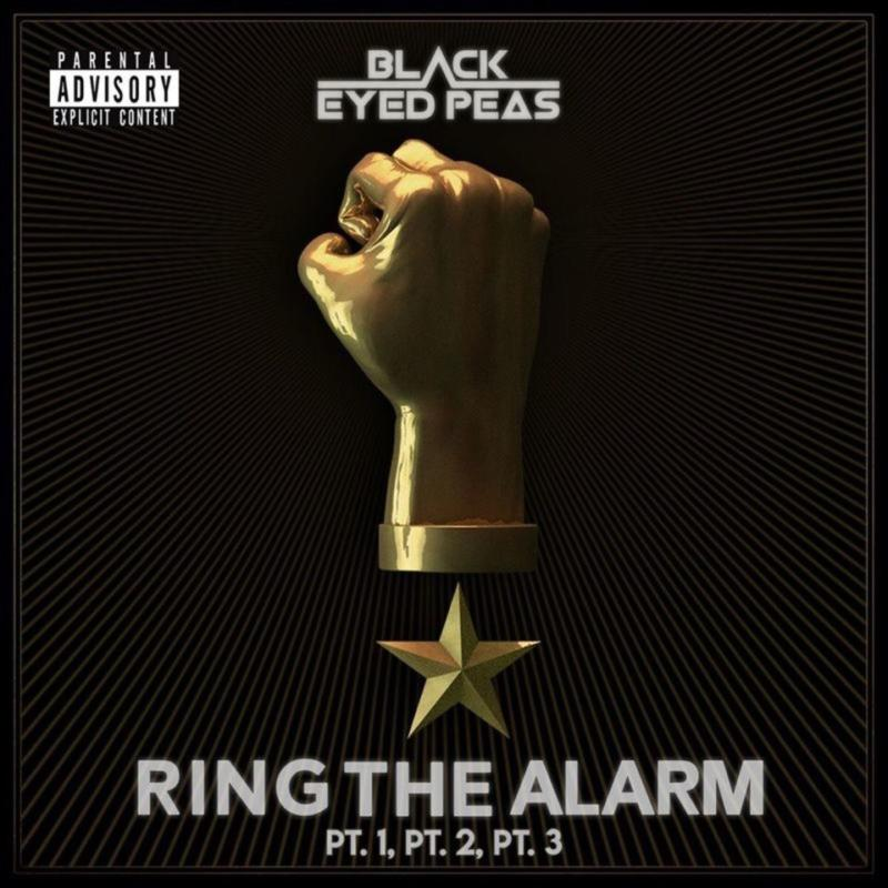 The Black Eyed Peas – «Ring The Alarm Pt.1, Pt. 2, Pt. 3»