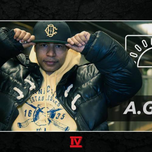 Интервью с A.G. (D.I.T.C) на фестивале Hip Hop Kemp