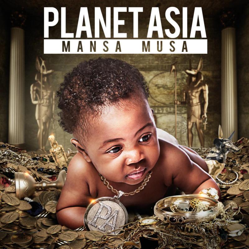 Planet Asia — «Mansa Musa»