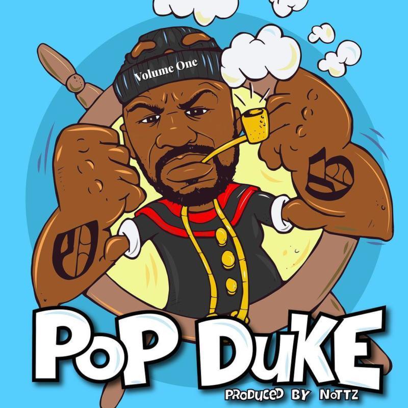 Bumpy Knuckles & Nottz – «Pop Duke Vol. 1»
