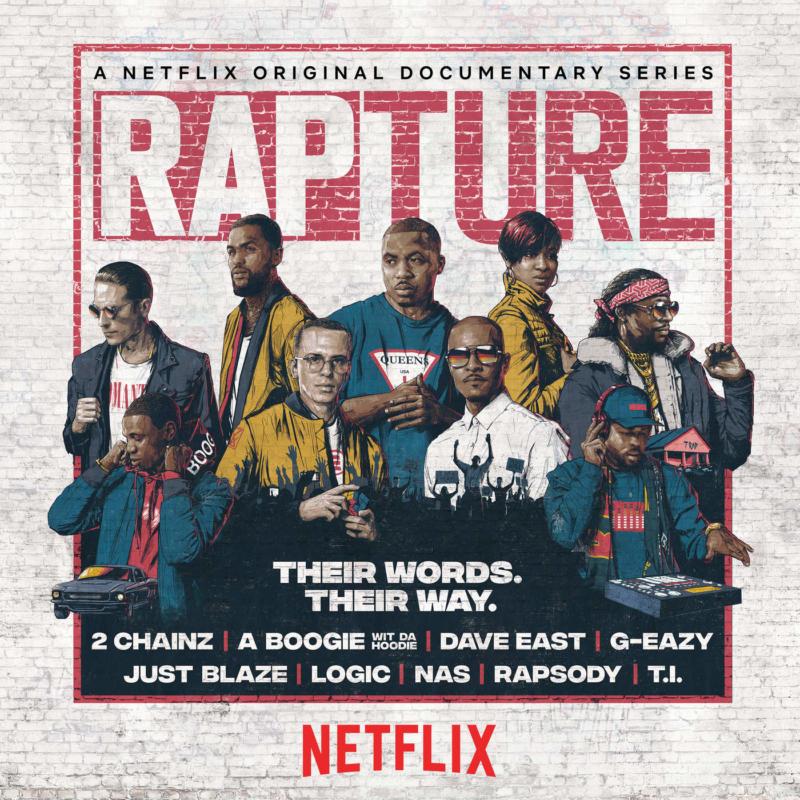 Саундтрек к сериалу «Rapture»