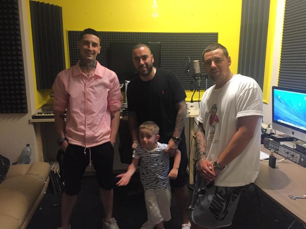 DJ Nik One, SLIMUS & Bumble Beezy — «911»